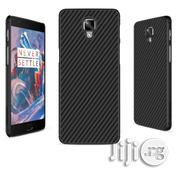 Nillkin Syntietic Fiber Series Cover for Oneplus 3/3t - Black | Accessories for Mobile Phones & Tablets for sale in Lagos State, Ikeja