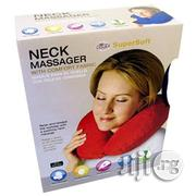 Battery Operated Neck And Shoulder Massaging Pillow | Massagers for sale in Lagos State, Ikeja