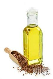 Flax Seed Oil Essential Oil Unrefined Coldpressed Organic Oil 250mls | Skin Care for sale in Plateau State, Jos South