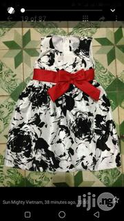Monochrome Dress   Children's Clothing for sale in Lagos State, Ikeja