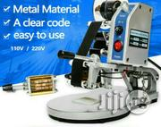 Manual Ribbon Expiry/Manufacturing Date Printing Machine | Printing Equipment for sale in Lagos State, Lagos Mainland