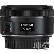 Canon EF 50mm F/1.8 STM Lens | Accessories & Supplies for Electronics for sale in Rivers State, Port-Harcourt