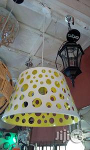 White And Yellow Pendants Light | Home Accessories for sale in Lagos State, Lekki Phase 2