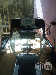 Clean Original Life Gear Treadmill With Massager And Waist Twister | Massagers for sale in Lagos State, Ajah