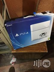 Playstation 4 (Glacier White) | Video Game Consoles for sale in Lagos State, Ikeja