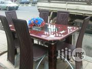 Glass Dinning Set | Furniture for sale in Lagos State, Victoria Island