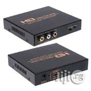 Hdmi to Av 3XRCA | Computer Accessories  for sale in Lagos State, Ikeja
