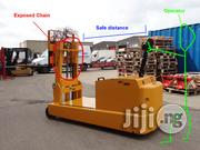 Liftmate Heavy Duty Fully Powered Counterbalanced Pallet Stacker | Heavy Equipments for sale in Ogun State, Ado-Odo/Ota