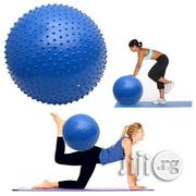 Exercise Massage Ball Air Pump for Yoga Fitness Pilates Sculpting- 6 | Massagers for sale in Lagos State, Surulere
