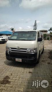 Toyota Hummer Bus 2009 White | Buses for sale in Lagos State, Alimosho