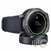 Samsung Gear S3 Fitness Frontier | Accessories for Mobile Phones & Tablets for sale in Lagos State, Ikorodu