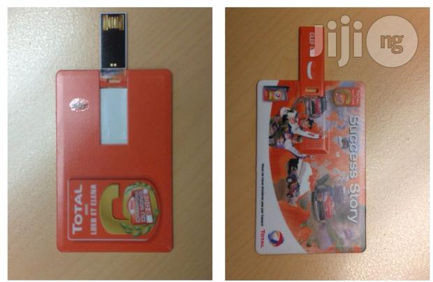 Archive: Business Card Flash Drive