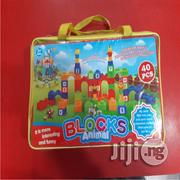 Children Building Blocks - 40 Pieces Educational Blocks | Toys for sale in Lagos State, Lagos Mainland