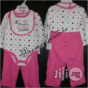 US Kids Headquarters Baby Set, Baby Girl 2pcs Layered Shirt And Pant   Baby & Child Care for sale in Lagos State, Victoria Island