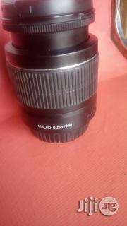 Canon Lens 18-55mm | Accessories & Supplies for Electronics for sale in Lagos State, Ikeja