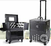 Black Trolly Makeup Box | Tools & Accessories for sale in Lagos State