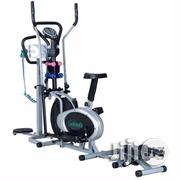 American Fitness Multi-Functional Orbitrac With Dumbbells Twister- Ste | Sports Equipment for sale in Lagos State, Surulere