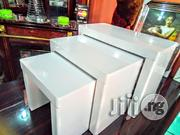 Wooden Three in One Side Stools | Furniture for sale in Lagos State, Ojo