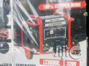 Lutian Generator 3990E With Key Starter | Electrical Equipments for sale in Lagos State, Ojo