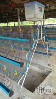 Galvanized Poultry Cage | Farm Machinery & Equipment for sale in Lagos State, Agege