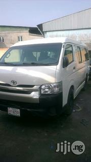 Toyota Hiace 2013 White | Buses & Microbuses for sale in Lagos State, Ikeja