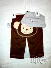 2psc Headquarter Trousers and Cap | Children's Clothing for sale in Lagos State, Ikeja