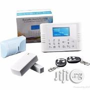 Wireless GSM-PSTN-SMS Home Security Alarm System-smart Touch Keypad | Safety Equipment for sale in Lagos State, Ikeja