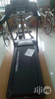 American Fitness 3hp Treadmill | Sports Equipment for sale in Plateau State, Jos
