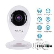 Wireless IP Camera For Tablet And Smartphone With Night Vision And Dig | Security & Surveillance for sale in Lagos State, Ikeja