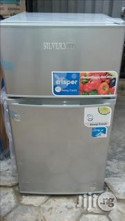 Brand New 200 Litre Silverbird Double Door Fridge With 2years Warranty   Kitchen Appliances for sale in Lagos State, Ojo