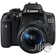 Canon EOS 750D DSLR Camera | Photo & Video Cameras for sale in Lagos State, Lagos Mainland