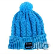 Bluetooth Beanie Knitted MP3 Player Cap - Blue | Clothing Accessories for sale in Lagos State