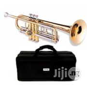 Yamaha Professional Trumpet With Accessories - Gold | Musical Instruments & Gear for sale in Lagos State, Ikoyi