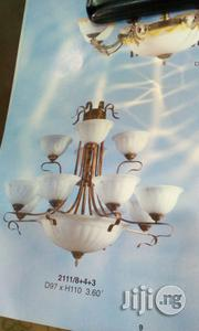 12 In One Double Steps Chanderlier Light | Home Accessories for sale in Lagos State, Ikoyi