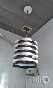 Black And White Color Pendants Light | Home Accessories for sale in Lagos State, Ikoyi