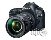 Canon 5D Mark IV With 24-105 F/4l Lens | Photo & Video Cameras for sale in Lagos State, Ikeja