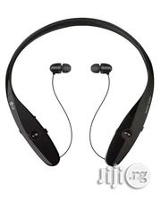 LG LG Tone Infinim™ Wireless Stereo Headset HBS 900 | Accessories for Mobile Phones & Tablets for sale in Lagos State, Ikeja