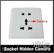 Spy Camera Wall Socket | Security & Surveillance for sale in Lagos State, Surulere