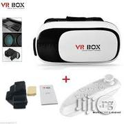 VR Box 3D Glasses For Smartphone And iPhone With Remote Controller | Accessories for Mobile Phones & Tablets for sale in Lagos State, Surulere