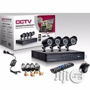 CCTV Security Recording System With Internet & 3G Phone View | Security & Surveillance for sale in Lagos State, Ikeja