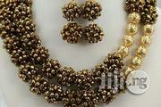 Beads Necklace Bead Necklace Jewelry Set | Jewelry for sale in Plateau State, Jos