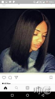 Blunt Cut With and Without Closure | Hair Beauty for sale in Lagos State, Agege