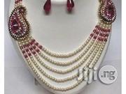 Beads Necklace Jewelry Set Gift Item | Jewelry for sale in Plateau State, Jos