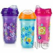 Nuby Insulated Click-It Leak Proof Cup | Baby & Child Care for sale in Lagos State, Ikeja