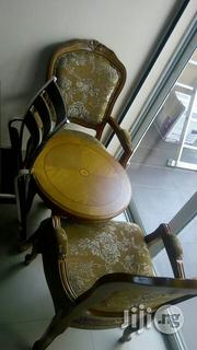 Turkey Wooden Discussion Set | Furniture for sale in Abuja (FCT) State, Wuse