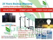12/30watt All In One Solar Street Light With Two Years Warranty. | Solar Energy for sale in Lagos State, Lagos Mainland