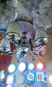 Five In One Silver Chanderlier Light   Home Appliances for sale in Lagos State, Ikoyi