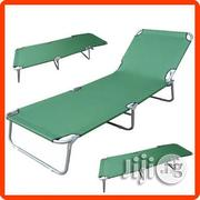 Foldable Camp Bed And Outdoor Resting Bed | Camping Gear for sale in Lagos State, Lagos Island