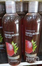 Watsons Exfoliating Body Wash | Bath & Body for sale in Lagos State, Lagos Mainland