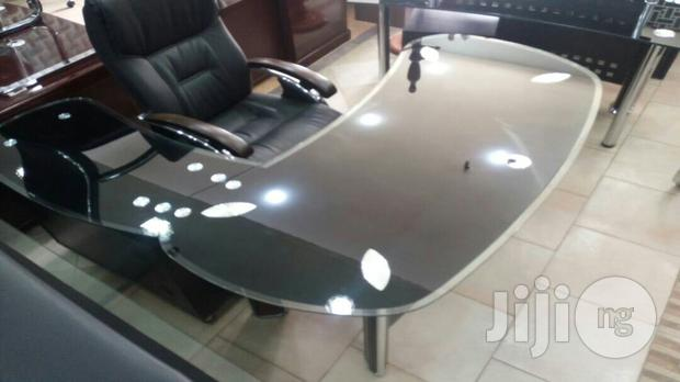 Office Table and Executive Chair